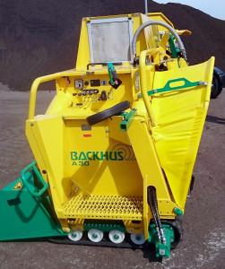 Retourneur de compost Backhus A38 - Devis sur Techni-Contact.com - 2