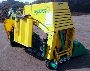 Retourneur de compost Backhus A38 - Devis sur Techni-Contact.com - 4