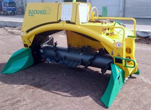 Retourneur de compost Backhus A38 - Devis sur Techni-Contact.com - 5
