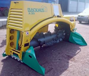 Retourneur de compost Backhus A38 - Devis sur Techni-Contact.com - 7