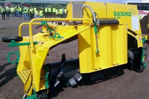 Retourneur de compost Backhus A38 - Devis sur Techni-Contact.com - 8