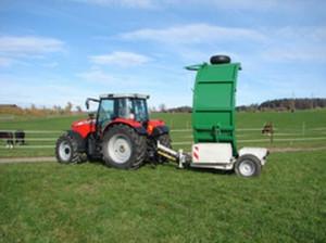 Retourneur de compost Gujer TG301 - Devis sur Techni-Contact.com - 2