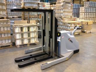 Retourneur de palettes mobile charge 1000 kg - Devis sur Techni-Contact.com - 3