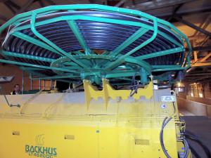 Retourneurs sur couloirs Backhus LT - Devis sur Techni-Contact.com - 9
