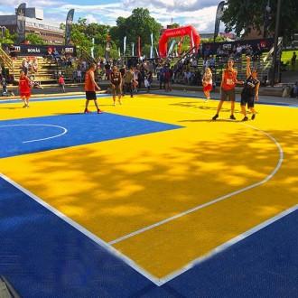 Revêtement de sol basket - Devis sur Techni-Contact.com - 2