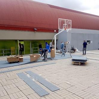 Revêtement de sol basket - Devis sur Techni-Contact.com - 6