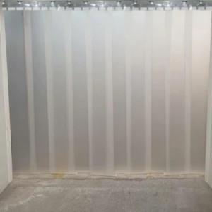 Rideaux à faible accès en pvc Grand froid  - Devis sur Techni-Contact.com - 1