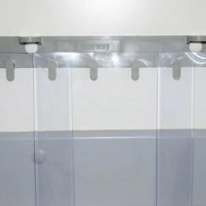 Rideaux à faible accès en pvc Grand froid  - Devis sur Techni-Contact.com - 3