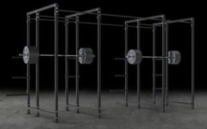 Rig 2 racks de musculation et range disque - Devis sur Techni-Contact.com - 1
