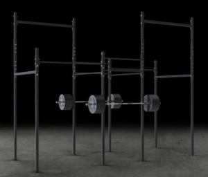 Rig à 2 cages rack pour gymnastique - Devis sur Techni-Contact.com - 1