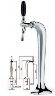 Robinet pour refroidisseur d'eau - Devis sur Techni-Contact.com - 1