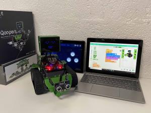 Robot programmable pour collèges - Devis sur Techni-Contact.com - 4