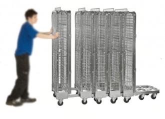 Roll container encastrable - Devis sur Techni-Contact.com - 1