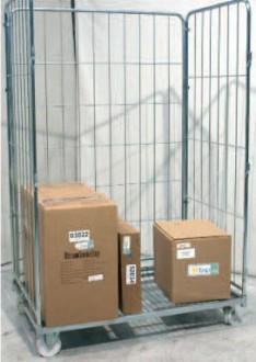 Roll conteneur 500 kg - Devis sur Techni-Contact.com - 1