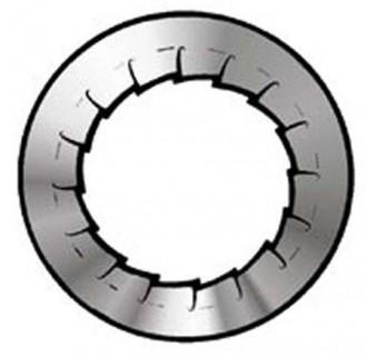 Rondelle striée en inox - Devis sur Techni-Contact.com - 1