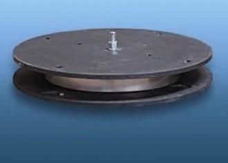 Rotation manuelle - charge 300 kg - Devis sur Techni-Contact.com - 1