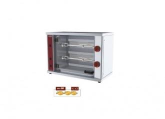 Rôtissoire à poulet gaz - Devis sur Techni-Contact.com - 1