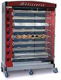 Rôtissoire électrique ou gaz - Devis sur Techni-Contact.com - 1