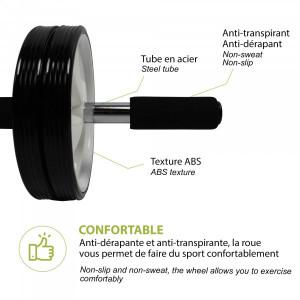 Roue abdominale - Devis sur Techni-Contact.com - 3