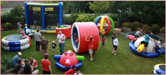 Roue gonflable pour enfants - Devis sur Techni-Contact.com - 3