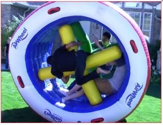 Roue gonflable pour enfants - Devis sur Techni-Contact.com - 5