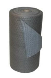 Rouleau absorbant en fibre de polypropylène - Devis sur Techni-Contact.com - 1