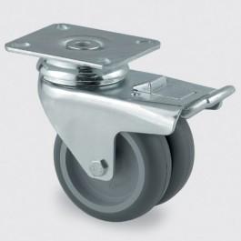 Roulette en acier embouti pour appareil - Devis sur Techni-Contact.com - 1