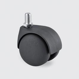 Roulette pivotante pour siège - Devis sur Techni-Contact.com - 1
