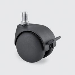 Roulette polypropylène pour ameublement - Devis sur Techni-Contact.com - 1