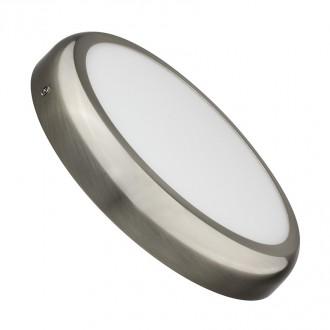 Round Ceiling Lamp Blanc ou Alu 6W - Devis sur Techni-Contact.com - 2