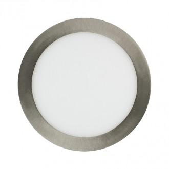 Round Panel Alu ou Noir 6W - 120mm - Devis sur Techni-Contact.com - 1