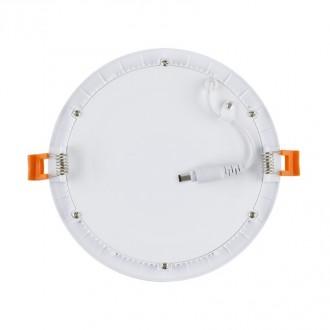 Round panel blanc Led - Devis sur Techni-Contact.com - 2