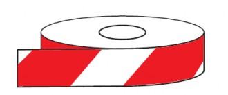 Rubalise rouge et blanc - Devis sur Techni-Contact.com - 1