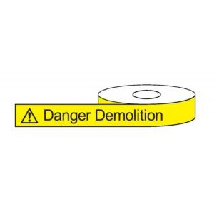 Rubalise signalisation danger - Devis sur Techni-Contact.com - 2