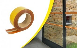 Ruban adhésif pour repérage des surfaces vitrées - Devis sur Techni-Contact.com - 2