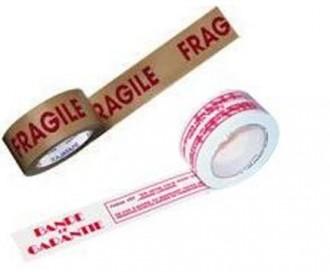 Ruban d'emballage imprimé - Devis sur Techni-Contact.com - 1