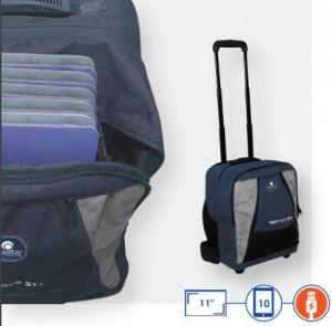 Sac à dos connecté pour 10 tablettes - Devis sur Techni-Contact.com - 3