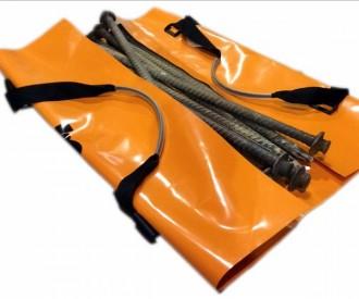 Sac de transport piquets en acier - Devis sur Techni-Contact.com - 1