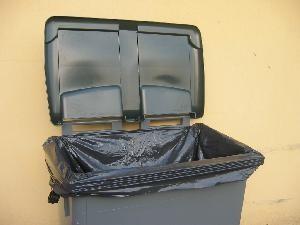 Sac plastique conteneur poubelle - Devis sur Techni-Contact.com - 1