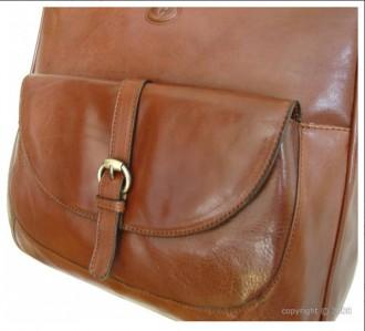Sac porté épaule en cuir de vachette - Devis sur Techni-Contact.com - 2