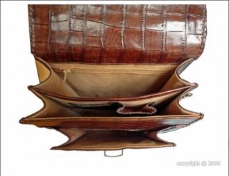 Sacoche en cuir de vachette - Devis sur Techni-Contact.com - 2