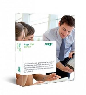 Sage 100 CRM i7 - Devis sur Techni-Contact.com - 1