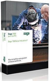 Sage 100 Entreprise Industrie i7 GPAO - Devis sur Techni-Contact.com - 1