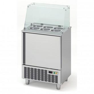 Saladette pour fast-food - Devis sur Techni-Contact.com - 1