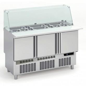 Saladette pour fast-food - Devis sur Techni-Contact.com - 3