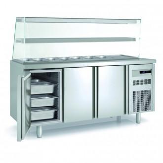 Saladette pour fast-food - Devis sur Techni-Contact.com - 4