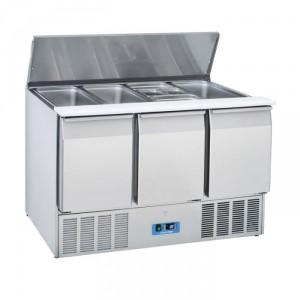 Saladette réfrigérée 2 & 3 portes - Devis sur Techni-Contact.com - 1