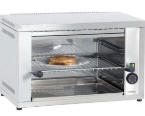 Salamandre de cuisine à hauteur de grille réglable - Devis sur Techni-Contact.com - 1