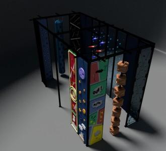 Salle d'escalade - Devis sur Techni-Contact.com - 1