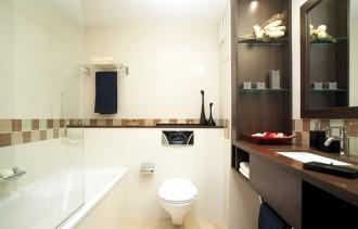 Salle de bains préfabriquée pour hôtel - Devis sur Techni-Contact.com - 1